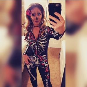 Pants - Skeleton Bodysuit